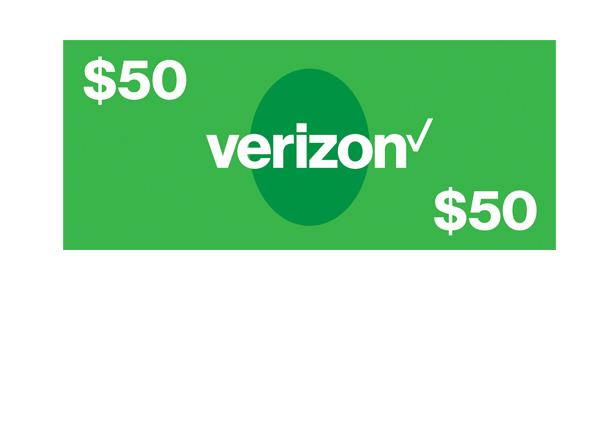 Get a $50 bill credit
