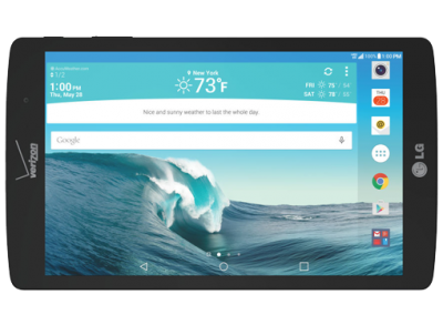 LG G Pad™ X8.3