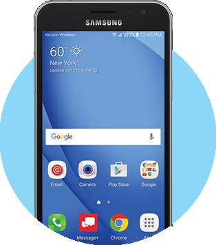 Prepaid Phones at Verizon