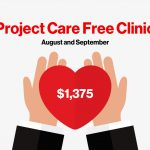 Project Care heart with hands
