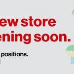 Store Opening Soon Artwork