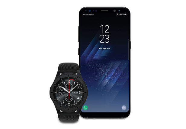 Samsung Galaxy S8 Trade IN
