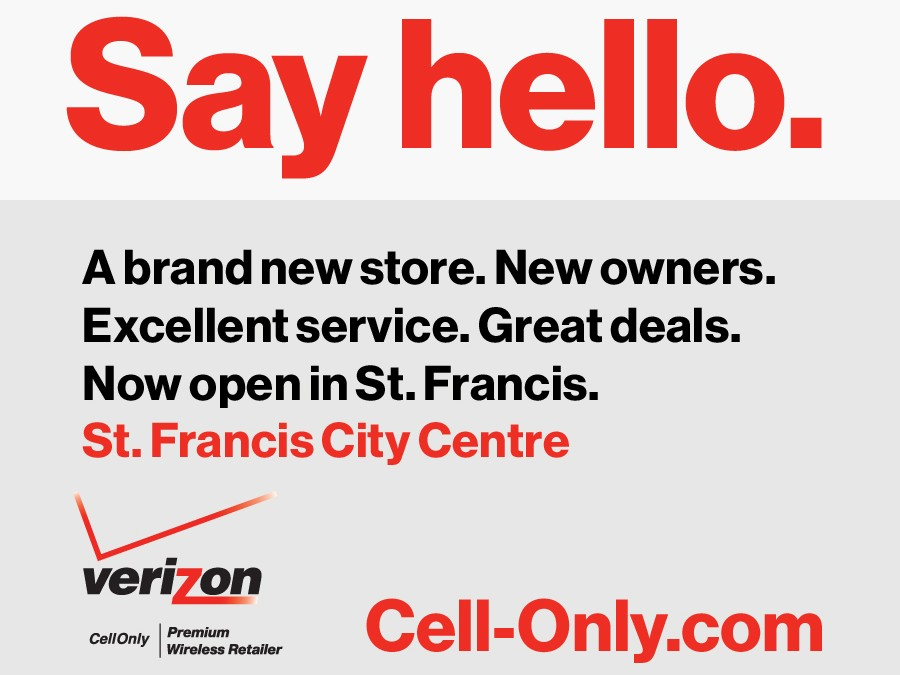 CellOnly opens verizon smart store in St. Francis