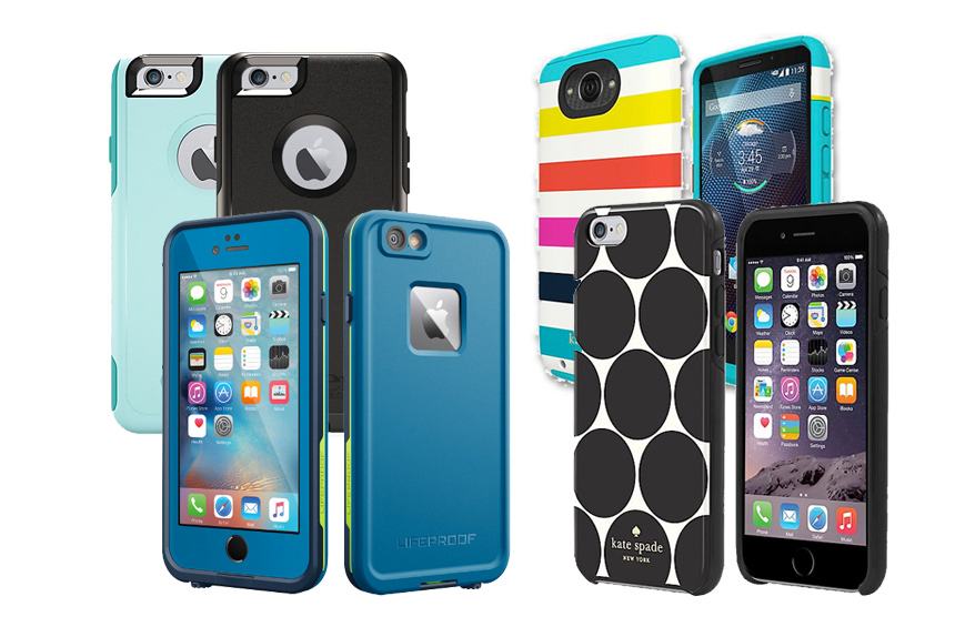Cell phone and device cases