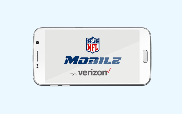 NFL Verizon mobile