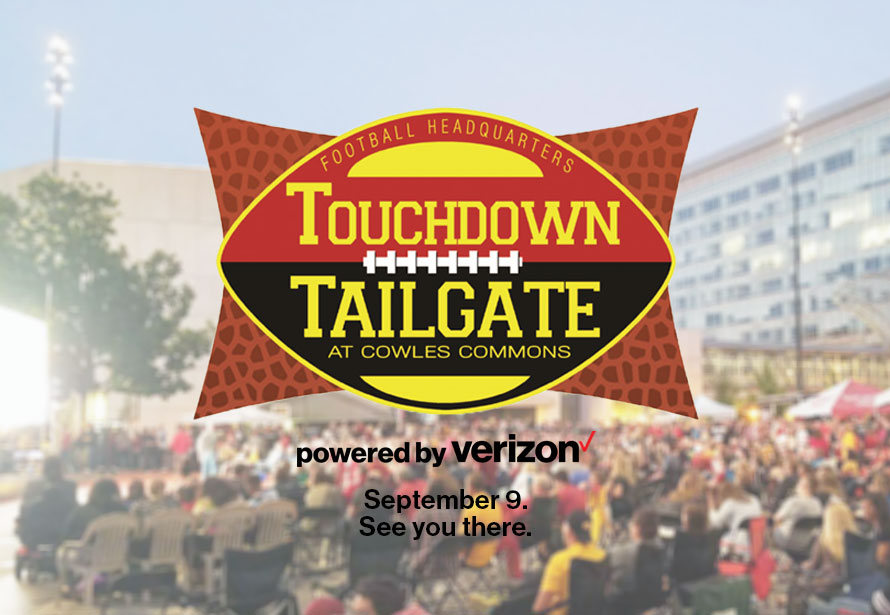 Touchdown Tailgate Powered by Verizon