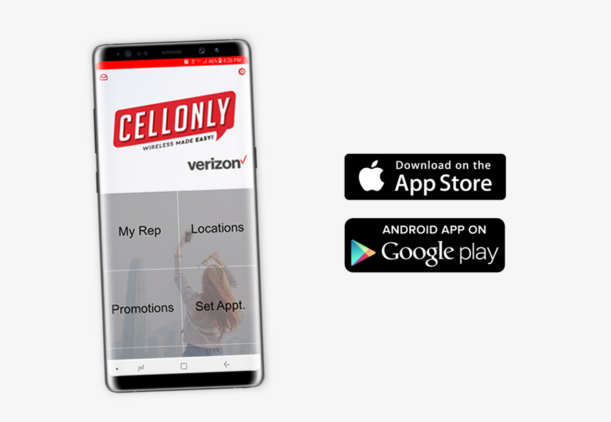 CellOnly Launches new App!