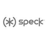 Case manufacturer Speck Logo.
