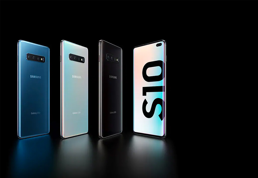 What's New: Top 10 on the Galaxy S10