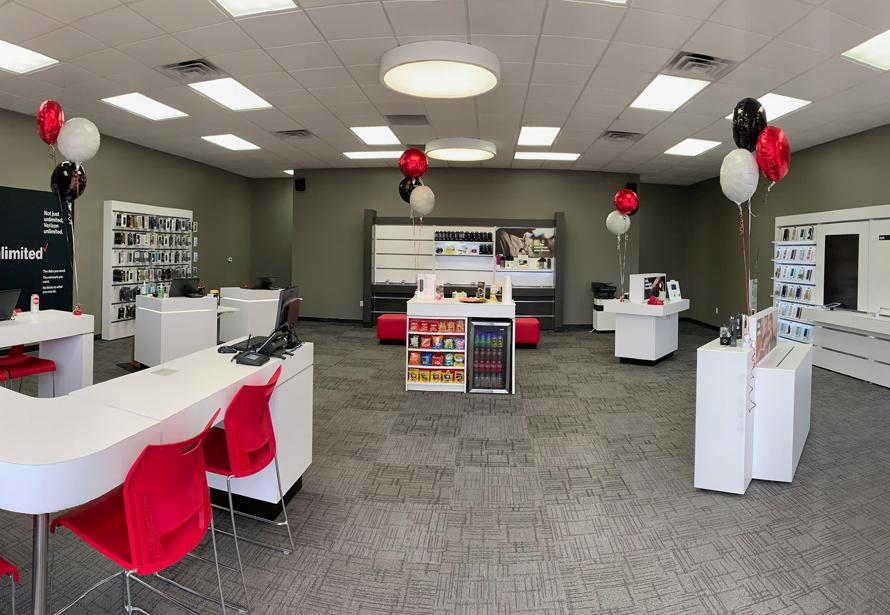 Verizon has a new home in Pierre, SD.