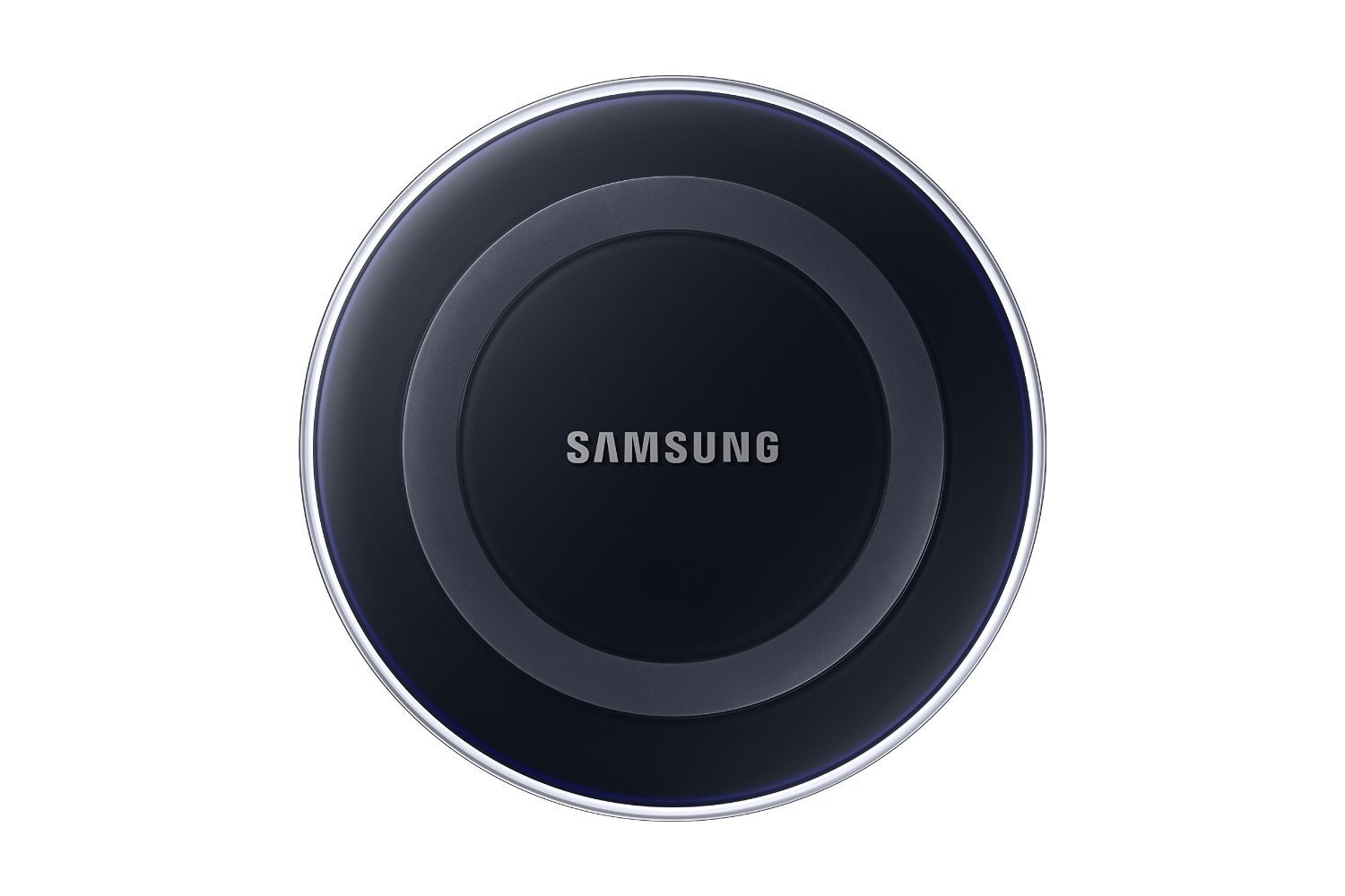 Samsung Qi Certified Wireless Charger Pad - US Version - Black Image